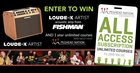Win a Fishman ​Mahogany Limited Edition Loudbox Artist Amp or other Prizes (5/31/17) {WW}