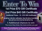 Win $210 in Prizes from Puzzle Master {ww} (02/23)
