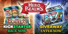 Win the board game Hero Realms + 5 extra character packs (12/03/2018) {WW}