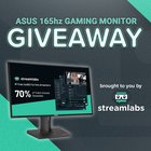 Win an ASUS 165hz Monitor! {??} (4/3)