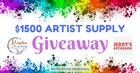 Win 1 of 4 Oil Painting Art Supply Prizes {US} (12/17/2018)