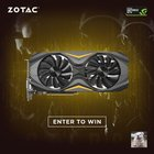 ZOTAC Cup Masters & AdmiralBulldog ZOTAC GeForce GTX 1080 AMP Edition Giveaway {WW} (06/03/2017)