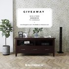 SONGMICS Latest TV Stand Giveaway (05/24/2019) {US}