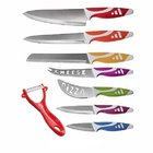 Enter for a chance to win Den Haven Professional Chef Knives, Multi Use 8-piece Gift Set for Home Kitchen (12/01/2018) {US CA}