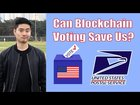 Blockchain Voting and the 2020 Election: The Future of Voting? An Interesting Perspective.