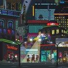 Cyberpunk Pixel Art