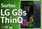 ¡Sorteo del nuevo LG G8s ThinQ con Snapdragon 855 y 6GB RAM!