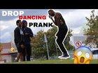 Dancing public prank lol