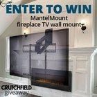 Win a MantelMount MM700 Adjustable TV Mount - 2 winners {US} (10/27/2018)