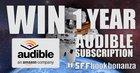 Win 1 Year of Audible!! {WW} (03/15)