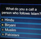 What do you call a person who follows Islam?