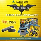 Win an Amazon Fire TV Stick + LEGO Batman Prize Pack {US} (07/09/2017)