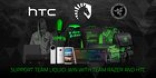 Team Liquid Giveaway brought to you by Team Razer and HTC eSports - World Wide (08/28/15)