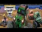 The 2018 Monster Jam Event in Fresno, CA at The Save Mart Center