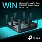 Win TP-LINK Archer C5400 Tri-Band Router {UK} (07/02/2017)