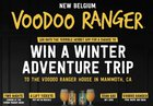 Win Two Nights Lodging at the Voodoo Ranger House in Mammoth, CA! Includes 4 Lift Tickets & $500 Gas Gift Card + More {US} (12/1/2019)