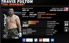 Meet Travis Fulton, a man with so many fights that his MMA record of 255-54-10, 1 NC is often misinterpreted as a phone number on mobile devices
