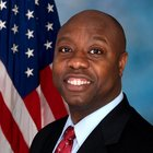 Role Model. Senator Tim Scott; can we get this near the top of Google image results for role model?