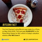 Bitcoin >> Fiat 🚀