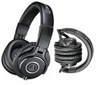 Enter to win a pair of Audio-Technica ATH-M50x Professional Studio Monitor Headphones {WW} (03/31/2019)