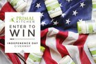 Win a Weber Grill + a case of Primal Kitchen Avocado Oil Mayo! (7/5/17) {us ca}