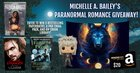 Enter into Michelle A. Bailey's Paranormal Romance Giveaway for a chance to win 3 paperbacks, Magic Universe Wolf Tapestry, a Labyrinth Jareth Funko Pop, a $20 Amazon Gift Card, and an eBook library! (09/18/2019) {??}