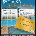 Win $50 Visa Giftcard from Kargar Construction (12/31/18){US}