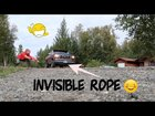 EPIC Invisible Rope Prank!!! (INVISIBLE ROPE PRANK)