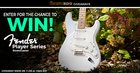 Music Zoo Signed Stratocaster Guitar Giveaway 11/28/18 {US}