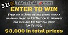 Win A 5.11 Tactical Shopping Spree