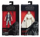 Luke Skywalker & General Leia Organa Star Wars Episode 8 – Black Series 6-inch figures {WW} (12/29/2017)