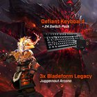 Ends In 2 Days! WIN A EpicGear Defiant keyboard + 24 Switch Pack or Juggernaut Arcana {??} (5/19/17)