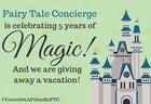 Win a Walt Disney World Vacation {US} (12/22/2018)