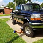 This Is Ford. '95 and Blue