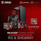 Win A RYZEN 5 GAMING PC System Worth $1200 {US} (6/15/17)