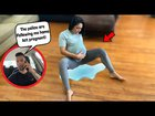Police are following me home prank on girlfriend shes pregnant