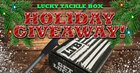 Win a fishing rod and a 12 month Lucky Tackle Box subscription Holiday Giveaway! {??} (12/23/2017)