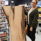 Enter for a chance to win a Slab of Australian Lacewood from Advantage Trim & Lumber! (12/05/2019) Individuals are NOT eligible if a resident of a United-States-embargoed country {WW}