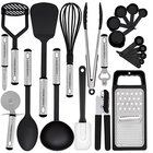 Enter for a chance to win a 23-piece nylon kitchen utensil set {US CA} (06/29/2018)