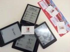 Win 1 of 4 Pocketbook eBook Reader (08/26/15)
