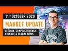 Crypto Markets, DeFi, NFTs, Finance & Economics – Weekly News Wrap Up