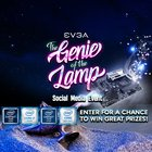 EVGA & INTEL's the Genie of the Lamp Social Media Event. Win lots of computer equipment {WW} (9/29/2018) (54 hours left)