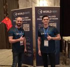 Timur Kosykh and German Chekin Spread the Word About World Wi-Fi at 4th Annual Block Chain Finance & Fin-tech China 2018