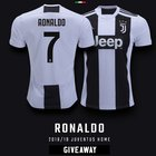 Giveaway: Cristiano Ronaldo's Juventus Jersey (09/17/2018)