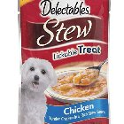 Win 12 pouches of Delectables Stew Lickable Dog Treats {WW} (08/04/2017)