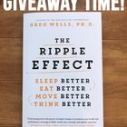 "Free Giveaway ""The Ripple Effect"" book from Greatness EveryDay"