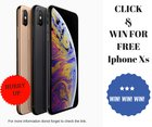 Win Iphone XS enter to Win Iphone XS #giveaway #win {US} (12/31/2018)