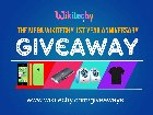 The Mega Wikitechy 1st Year Anniversary Giveaway