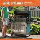 Win a Broil King Regal S590 PRO Gas Grill arv $1,350! 04/30 {US}