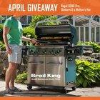 Win a Broil King Regal S590 PRO Gas Grill arv $1,350! 04/30 {US}